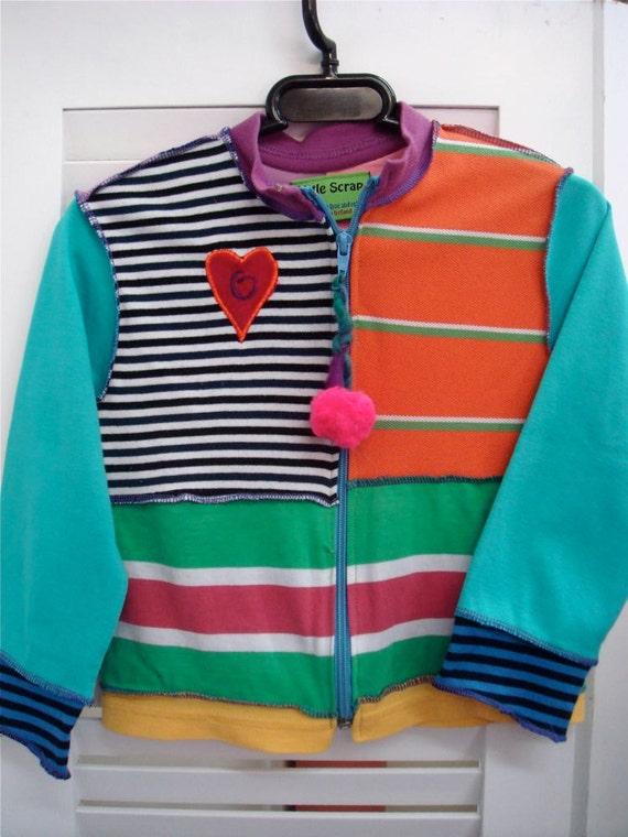 ZIPPY Girls Jacket