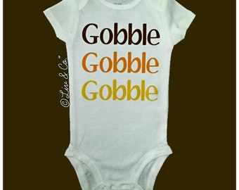 f6c726a60e Baby Boy Clothes, Baby Girl Clothes, Baby Thanksgiving Outfits, Newborn  Clothes, Baby 1st Thanksgiving Shirt, First Thanksgiving, Liv & Co.