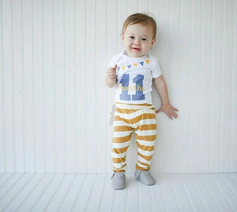 6c074924f Baby Boy Clothes Infant Boy Clothes 11 Month Boy Clothes