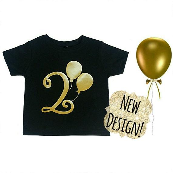 2 Year Old Birthday Girl Shirts Two Shirt