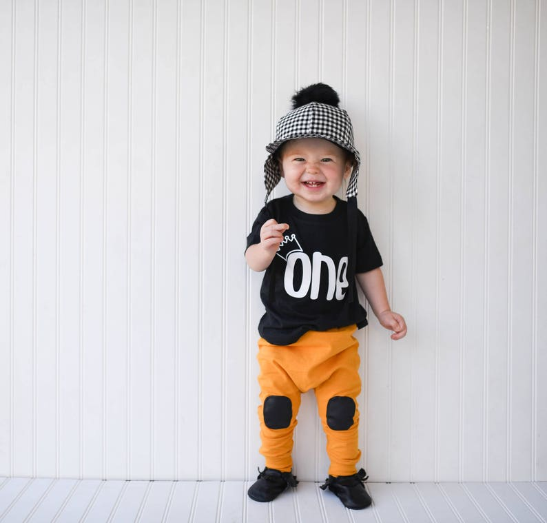 First Birthday Boy Outfit