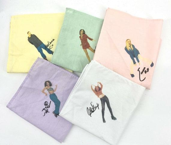 Vintage 1990's Spice Girls 'Sporty Spice' Mel C. H