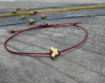 Tiny Butterfly Bracelet, Brass Butterfly, Butterfly Friendship Bracelet, Adjustable Bracelet, Friendship Brass Bracelet