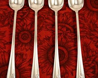 BARBARA GLAMOUR CHOICE Pieces 1931 Vintage Oneida Community Tudor Plate Rogers