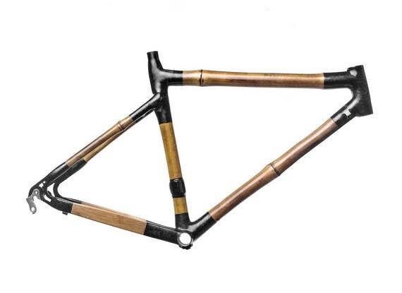 ROAD Loma Bamboo Bicycle Frame 700c Road Cycling | Etsy