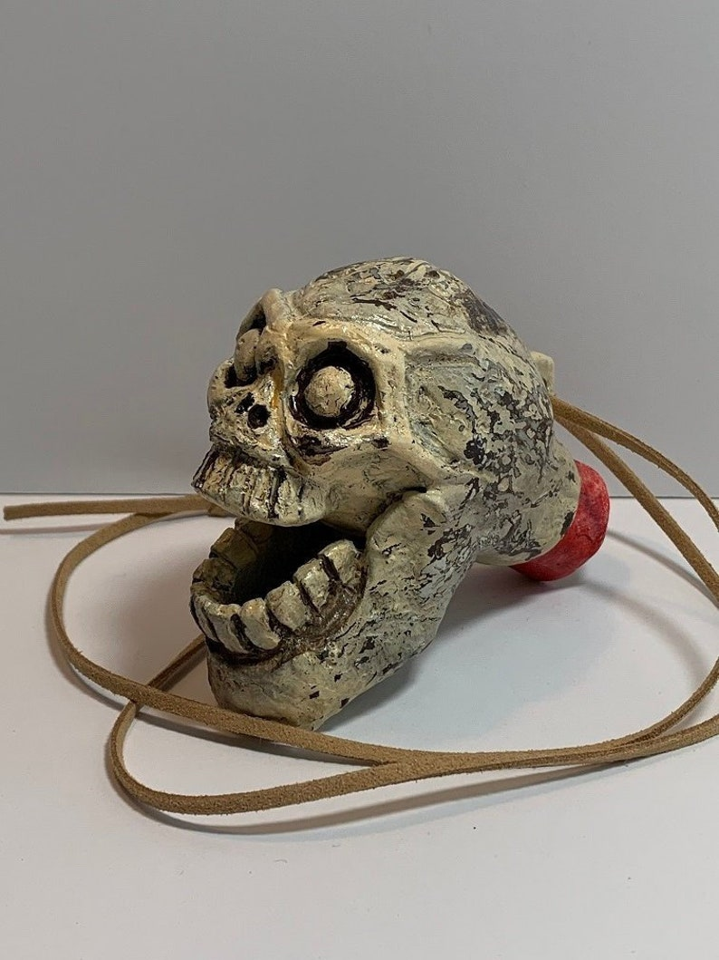 Aztec Death Whistle - the Artifact - You won't believe the horrific sounds  of death and screams this death whistle can produce