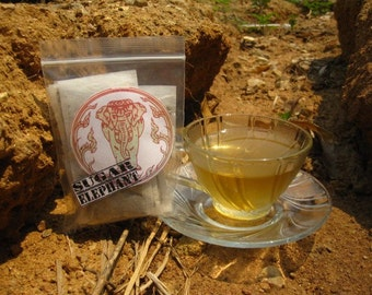 Ginkgo Biloba Herbal Tea bags x 20 from Northern Thailand