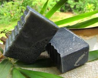 Bamboo Charcoal Natural Handmade Soap 75 grams