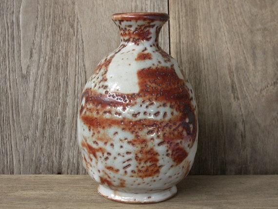 Japanese Ceramics Ceramic Vase Small Vase Japanese Vase Etsy