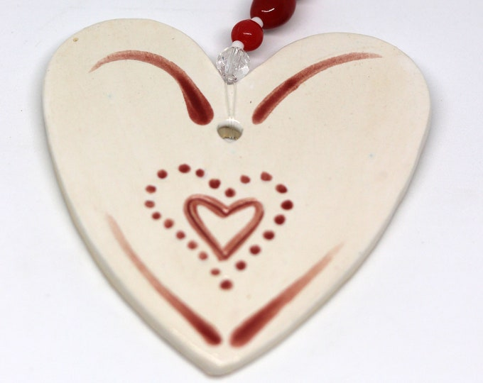 Wedding Day Love Heart, Romantic Gift for the Bride and Groom on their Wedding Day which can be treasured forever in their married home.