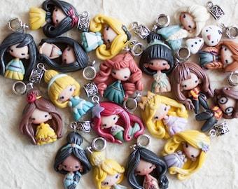 PRE-ORDER charms disney  princess / disney / princess collection