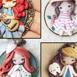 MINI ME- CARICATURE- personalized doll- gift idea
