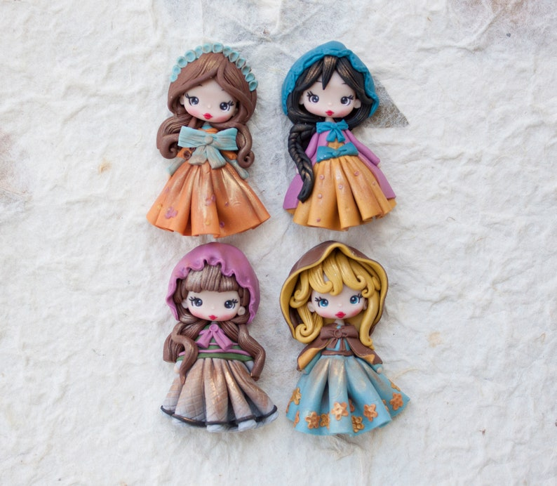 made to order little Women pendants image 0