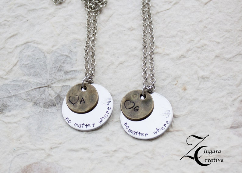 personalized necklace engraving necklace name necklace  image 0