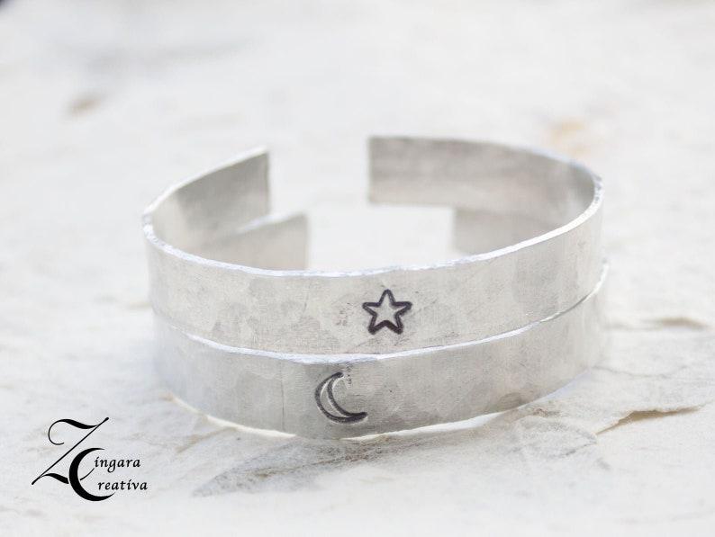 2 aluminum bracelet for you image 0
