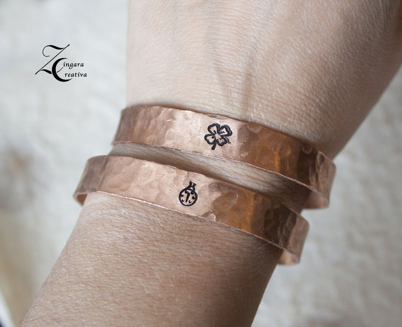 set 2 bracelet initial bracelet engraved jewels image 0