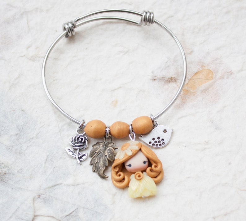 bangle with little fairy image 0