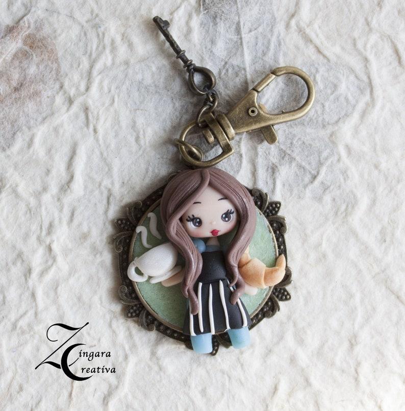 pre-order: MINI ME CARICATURE personalized doll gift idea image 0