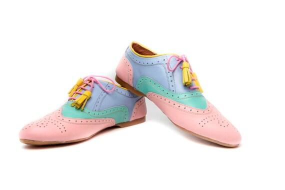 Women's Oxford shoes Wedding Ballet
