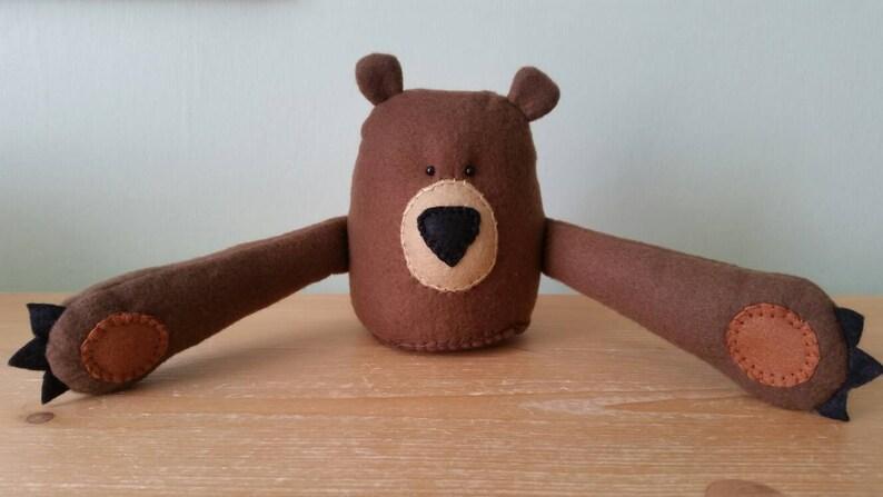 Bear HUG IN A BOX Gift for a far away friend