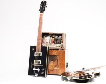 D+H Guitar Co. DB100 Cigar Box Guitar