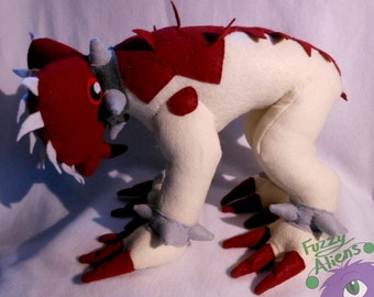 Dukino the Skag (Borderlands) Plush