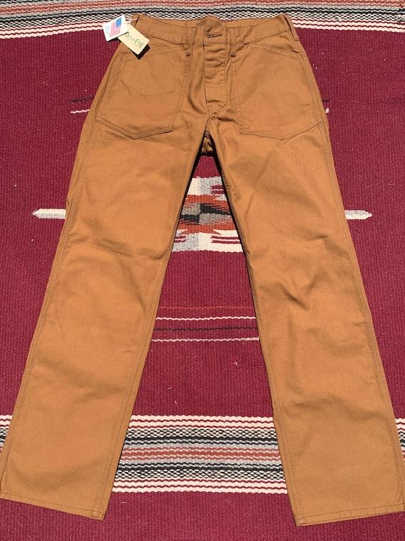 Sugar Cane Buckle Back Pants