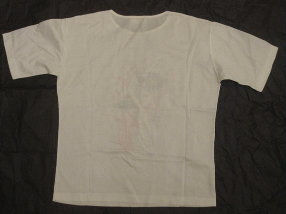 Gucci vintage T-shirt / coral reef printed white … - image 5