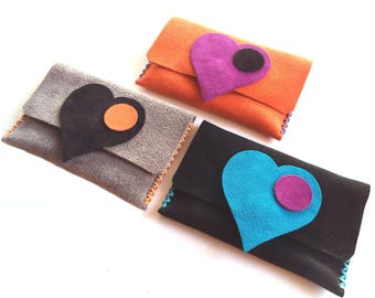 The Hearts Collection, Coin Purses/Card Holders