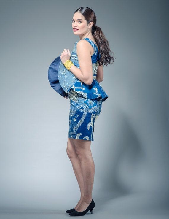 Peplum Short Dresses