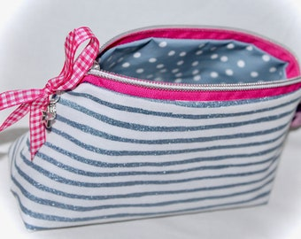 Cosmetic bag cosmetic bags with name