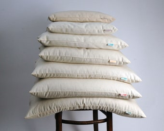 b2c0ec848c92 Japanese size mikwhite cotton Buckwheat pillow 14 x20  35x50cm Ortopedic  buckwheat pillow Zero waste buckwheat pillow Buckwheat neck pillow