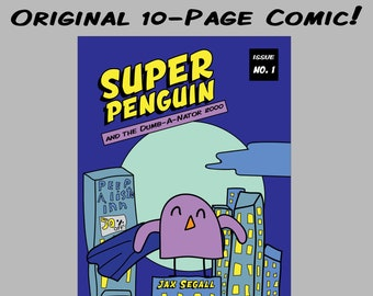 Super Penguin Issue 1
