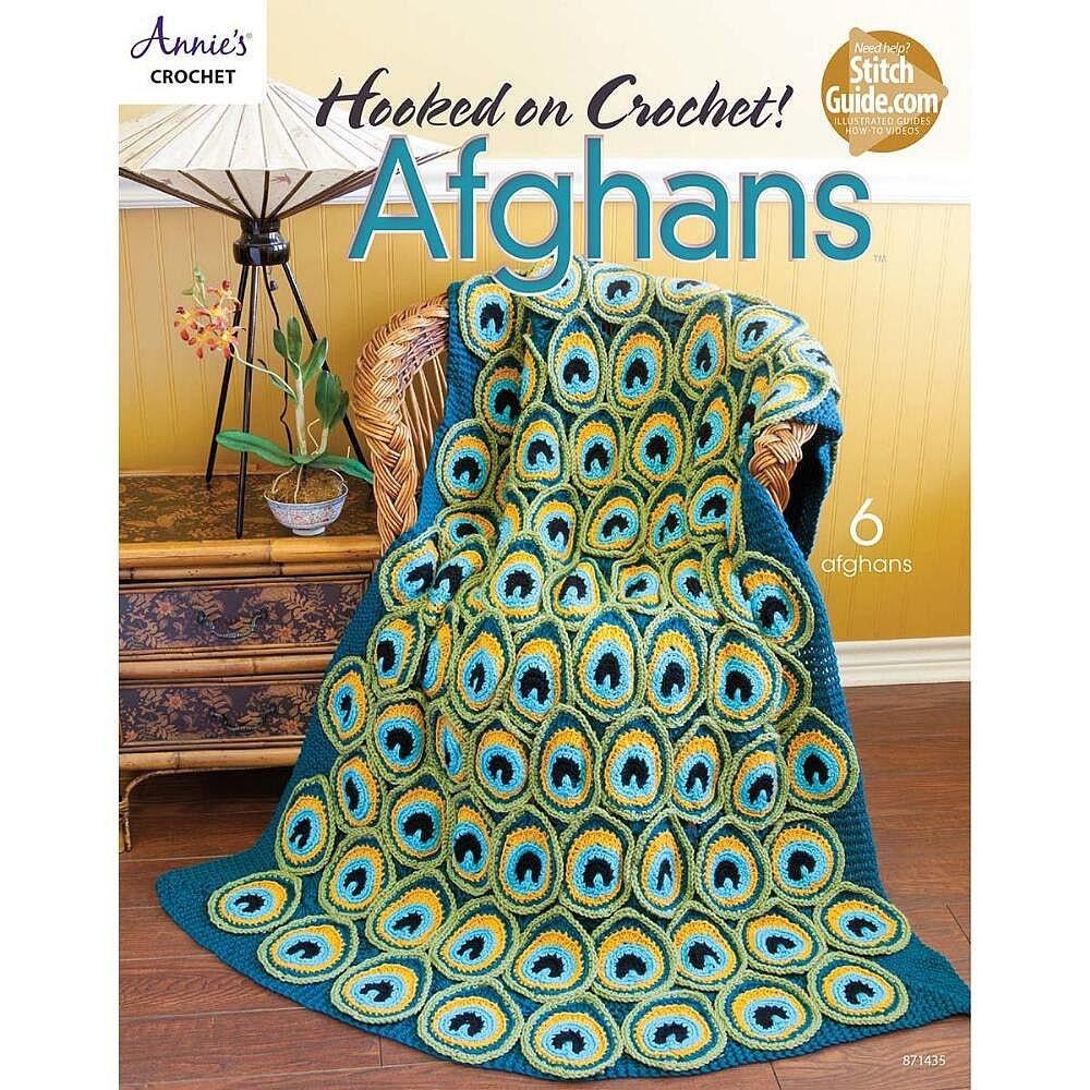 Süchtig nach häkeln Afghanen häkeln Buch von Annie mit