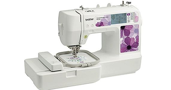 Brother Pe 525 Computerized Embroidery Machine With Usb Cable Etsy