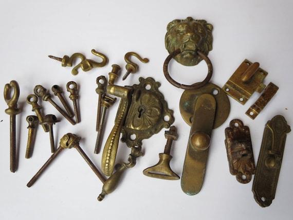 image 0 - FURNITURE HARDWARE Decorative Pieces Home Improvement Decor Etsy