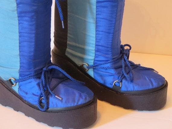 VINTAGE PLATFORM BOOTS Vintage fashion