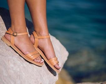 8985db14ae39c Handmade Women Sandals in Boho Style