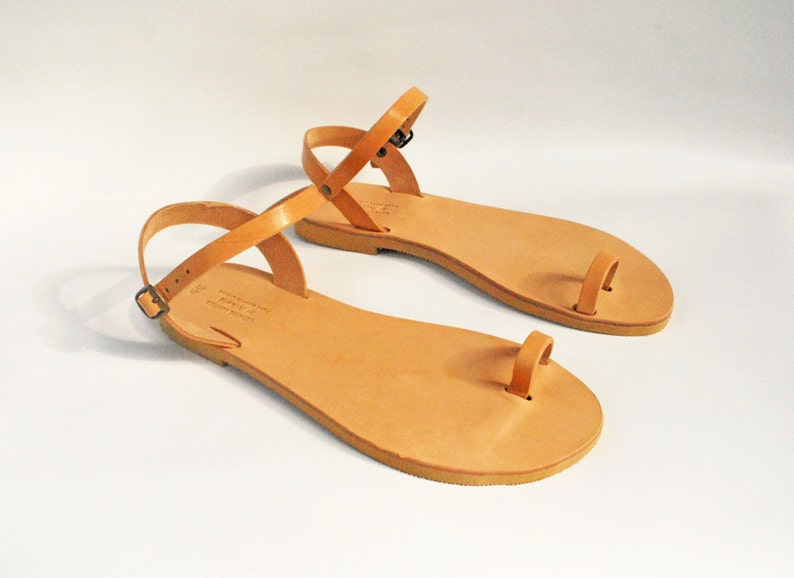12be08f57c91bb Barefoot strappy sandals girl summer sandals girl sandals