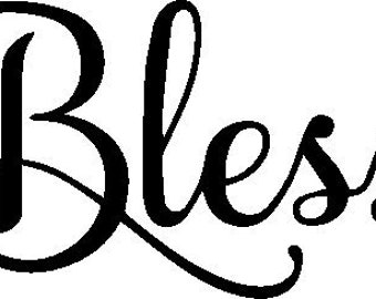 Bless it! Digital Download