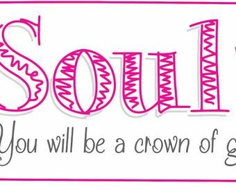 Soul Sisters Web Banner - PNG