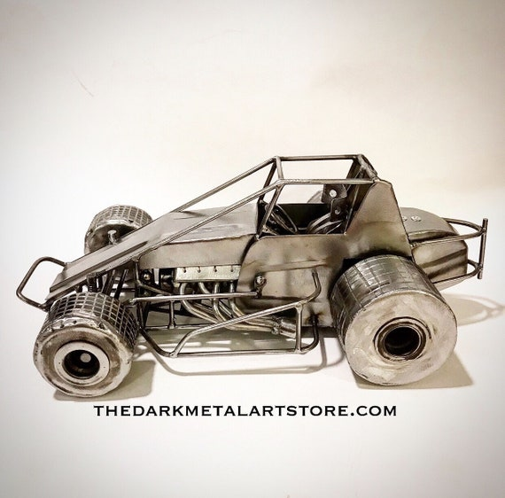 Sprint Car Sculpture