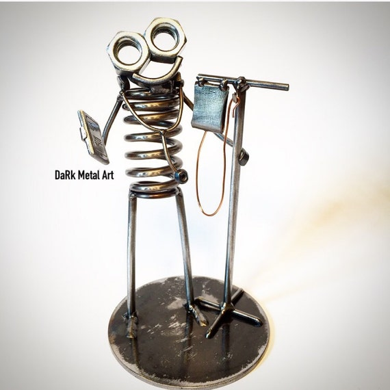 Nurse/Doctor Metal Art