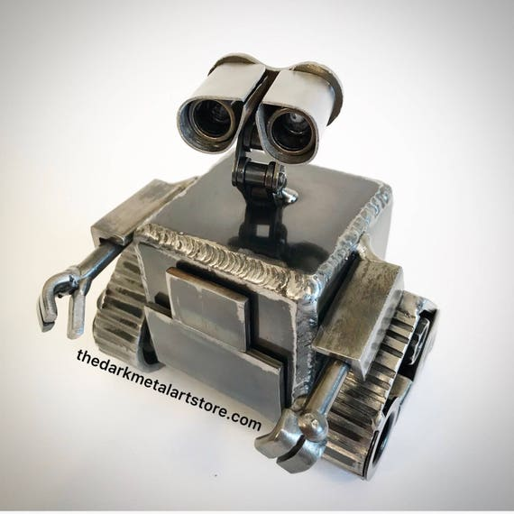Wall-E Metal Art Sculpture