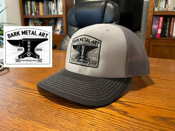 DaRk Metal Art hat