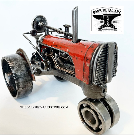 Toolbox Tractor