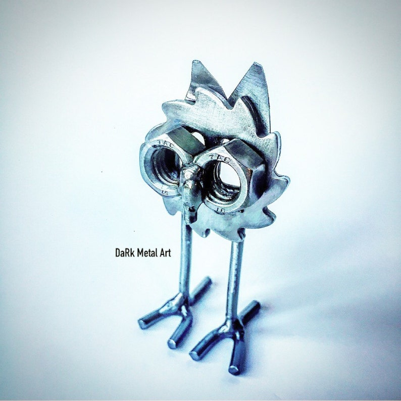 Metal Art Baby Hoot image 1