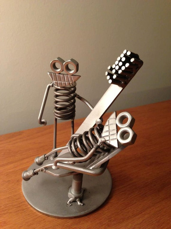 Metal Art Dental Hygienist Boogie