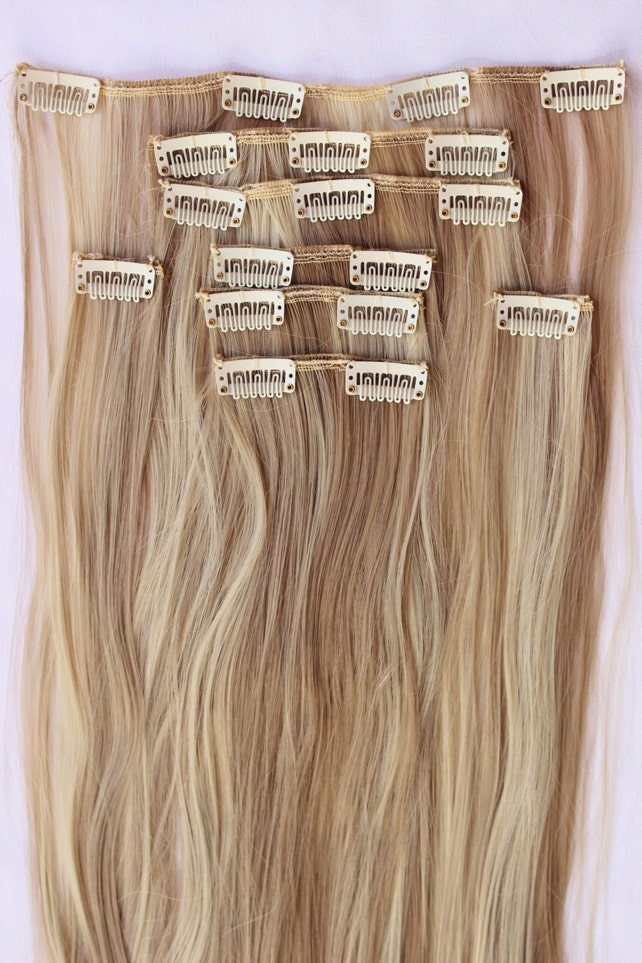Ready To Ship 26 Sandy Blonde Bleach Blonde Hair Etsy