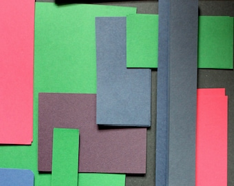 Studio Sale - Mixed lot Primary Colored Craft pack